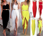 Womens Plus SZ 8-22 Cocktail Party Summer Maxi Dress Beach Cover AU SELLER dr029