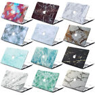 Marble 3D Patterned Hard Case Cover+KB+SP For Macbook Pro Air 11