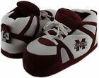 Mississippi Bulldogs Slippers Hi Top Boot Sneaker Look