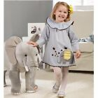 Mud Pie Safari Elephant Dress # 1142155 NWT