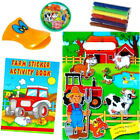 Filled Party Bag - Choose From 15 Designs - Kids Loot Gift Wedding Birthday Toy