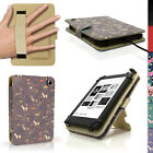PU Leather Skin Folio Case for Kobo Glo HD 2015, Touch 2 & Aura Stand Flip Cover
