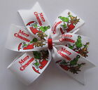 The Grinch Who Stole Christmas Hair Bows - Dr Seuss Clips Or Bobbles