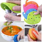 Multifunction PVC Vegetable Fruits Scrubber Kitchen Cleaning Brush Protect Clean