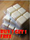 pine wax - Soy Wax Clamshell Break Away Tart Melt Wickless Candle - (BUY 3 GET 1 FREE) # G