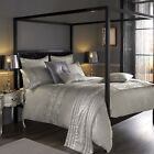 Leopard Silver Bedlinen by Kylie Minogue At Home... Lowest Price + Free&Fast Del