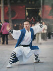 3 Pieces Shaolin Monk Uniform Tai chi Martial arts Wushu Win