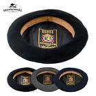 Sterkowski GRAND CLASSIC Wool Beret Comfortable Breathable Manly Vintage