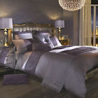 Ribble Amethyst Bedlinen by Kylie Minogue At Home .. 20% off RRP + Free Shipping