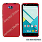 BLU Studio 5.5C D690U TPU Soft Gel Smartphone Cover Case