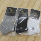 1 Pairs New Men's Cotton Low Cut Ankle Socks Sports Casual Sock