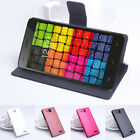 "For 5"" Umi Hammer 4G Smartphone Folio Stand Leather Case Cover Skin New"