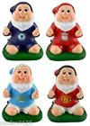 Official Football Team Celebration Gnome In Club Colours Choice Of Teams