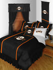 San Francisco Giants Bed in a Bag Twin Full Queen King Size Comforter Set