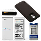 7500mAh Extended Battery+Back Case Cover for Samsung Galaxy S5 SM-G900 GT-i9600