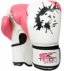 Ladies Boxing Gloves Fight Punch Bag MMA Muay Thai Grappling Pads Kickboxing