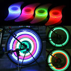 Hot Safety Bicycle Cycling Spoke Tire Wire Tyre Flash LED Bright Light Lamp