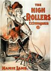 Poster The High Rollers Extravaganza Co.