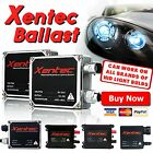 Two 35W 55W Xentec Xenon Light HID Kit 's Replacement Ballast 5202 880 D2S 9012