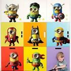Despicable Me 2 Minion Avenger Union Kids Room Decor Art Decals DIY Wall Sticker