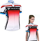 Womens  Comfortable Cycling Jersey Bike Bicycle Clothing Short Sleeve jersey Top