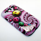Color Smiling Face Hybrid Shockproof Cover Case For Samsung Galaxy S3 I9300