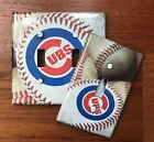 Chicago Cubs light switch plate cover baseball man cave // SAME Day SHIPPING !!