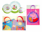 Peppa Pig Design Bags & Breakfast Set Ideal Gifts Christmas Stocking Fillers