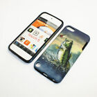 Fishing Sea Bass Hybrid ShockProof Phone Cover Case For Apple iPod Touch 5th Gen