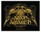 AMON AMARTH - OFFICIAL SEW-ON PATCH logo surtur viking loki odin dragon patches