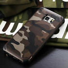 For Samsung Galaxy cell phone Hybrid Camo Shock Proof Protective Hard Case Cover