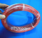 2Pin Extension Red Black Wire Cable Cord for 3528 5050 5630 LED Strip Lamp 22AWG