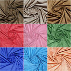 "SOFT FAUX SUEDE MICRO FIBER ULTRASUEDE LEATHER LIKE SHEEP SKIN ""56 COLORS"" 60""W"
