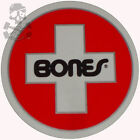 POWELL - Ossa Swiss Bearings Logo - Adesivo Skateboard - Taglie assortite