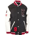 NWT Technine VARSITY Snowboard Jacket BLACK/RED/WHITE SMALL-2XLARGE RARE DS14