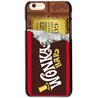 Willy Wonka Golden Ticket Chocolate Cover Case For Apple iPhone 6 4.7