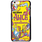 Alice in Wonderland Party Clear Protector Cover Case For Apple iPhone 6 4.7