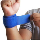 1x Weight Lifting Wristbands Sports Wrist Wraps Straps Support Gym Wrister