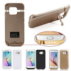4500mAh Portable Power Pack Battery Charger Case For Samsung Galaxy S6/S6 Edge