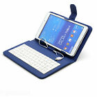 """Premium Soft Case Cover with Keyboard for Fire 7"""" Tablet Inch 16 Gb Table 2019"""