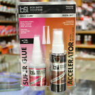 Bob Smith Industries - MAXI-CURE / INSTA SET COMBO PACK 1 fl + 2 fl oz (BSI157H)