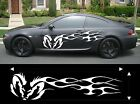 VINYL GRAPHIC DECAL FIERY RAM CAR TRUCK KIT CUSTOM SIZE COLOR AFTERMARKET F2-123