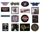 # AEROSMITH foreigner MOTLEY CRUE opeth - OFFICIAL SEW-ON PATCH patches