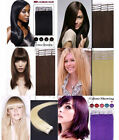 "New AAA 16""-26"" Human Tape Tip in Hair Extensions 20pcs 1.25g-3.5g/pc More Color"