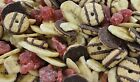 Banana Split Snack Mix, Nuts, Fruit, Albanese, Kids, party mix, trail, FREE Ship