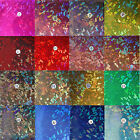 "HOLOGRAM SHATTERED ICE CHIP LYCRA SPANDEX 4WAY STRETCHY DANCE CRAFT FABRIC 60""W"