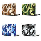 "Camouflage Camo Rubberized Hard Case Cover for Macbook 12""/ Pro Air 11"" 13"" 15"""