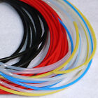 0.3mm ~ 3.4mm PTFE Teflon Tubing Pipe Clear Black Red Blue Yellow AWG8~30 lot