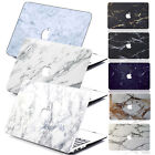 """Classic Marble Painting Hard Case Cover For Macbook Pro Air 11 13""""15""""Retina 12""""E"""