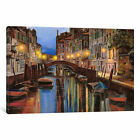 Guido Borelli Alba a Venezia | Canvas Art Print